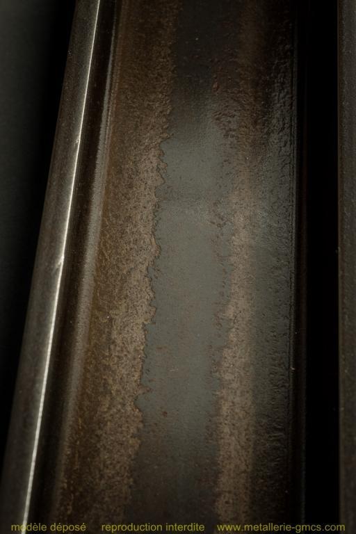 table basse détail de texture