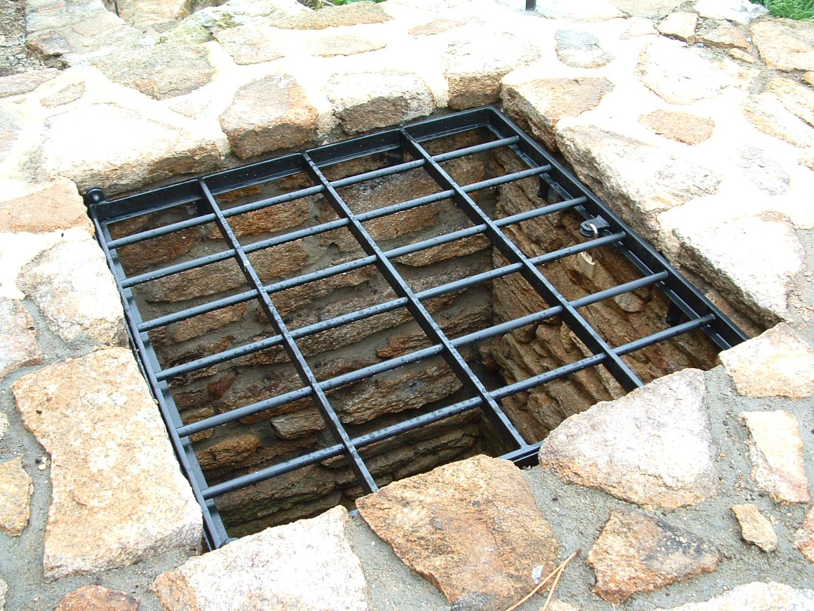 sécurisation du puits